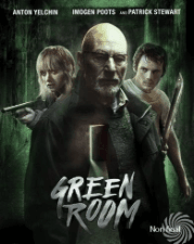 Groene VSN / KOLMIO MEDIA Green Room | DVD