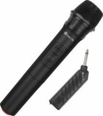 NGS SINGER AIR Karaokemicrofoon Zwart
