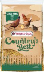 Versele-Laga Country`s Best Gra-Mix Pluimveemix Met Grit - Kippenvoer - 20 kg