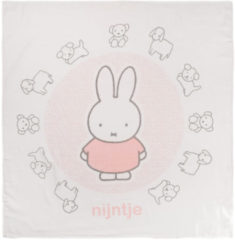 Witte Briljant Baby HYDR. SWADDLE 1X NIJN GRASS PANEL 116R/PINK