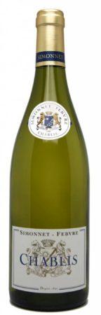 Afbeelding van Simonnet Febvre Chablis, Frankrijk, Witte Wijn