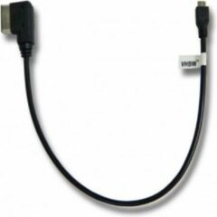 VHBW USB Micro interface adapter voor Mercedes Benz