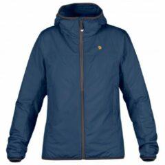 Blauwe Fjällräven - Women´s Bergtagen Lite Insulation Jacket maat XS blauw