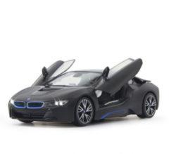 Jamara R/C-Auto BMW I8 RTR / Met Verlichting 1:14 Zwart R/C-Auto BMW I8 RTR / Met Verlichting 1:14 Zwart