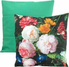 Lanzfeld (museumwebshop.com) Kussenhoes, 45x45 cm, De Heem, bloemstilleven