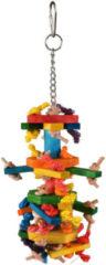 Flamingo Vogelspeelgoed Ace Multi - Vogelspeelgoed - 27 cm Multi-Color