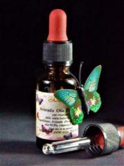 Butterfly Oil Avocado Olie Puur 20ml Pipetfles - Plantaardige Olie van Avocado Pitten voor Huid en Haren