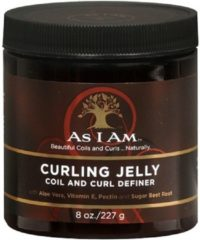 As I Am Curly Jelly Define Vrouwen 237ml haarcrème