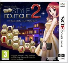Nintendo New Style Boutique 2, Fashion Forward - 2DS + 3DS