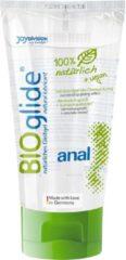 Transparante Joy Division Glijmiddel Bioglide Anal 100% biologisch