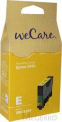 WeCare Cartridge voor Epson 29XL - geel - 8,5ml