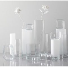 Vase Lucca Leonardo Weiß