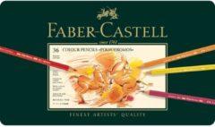 Faber Castell Kleurpotlood Faber-Castell Polychromos etui à 36 stuks