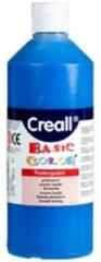 Bruna Plakkaatverf Creall basic 11 donkerblauw 500ml