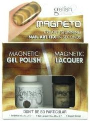 Gouden Harmony Gelish Gel Polish/Nail Lacquer Don't Be So Particular 15ML