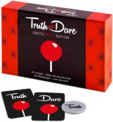 Rode Tease & Please Tease en Please Truth or Dare Erotic Party Edition Erotisch Spel