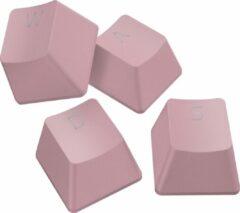Roze Razer PBT Keycap Upgrade Set - Quartz Pink