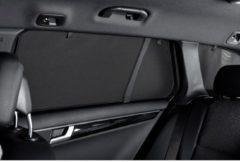 Zwarte Car Shades Carshades Volvo S90 Sedan 2016- autozonwering