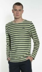 Groene Victim Heren Sweater Maat M