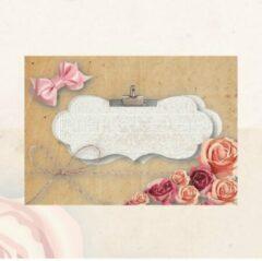 Meer Leuks 25 enveloppen Roses C6 formaat Envelop. Ook als mix verkrijgbaar