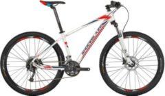 27,5 Zoll Herren Mountainbike 24 Gang Shockblaze... weiß, 52cm