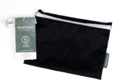 Imsevimse Wet bag reiszakje zwart wasbaar 1 Stuks
