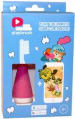 Roze PBR1 Playbrush Tandenborstel Game Controller Pink