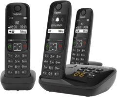 Gigaset As690ars Trio Senioren Dect Telefoon Met Beantwoorder