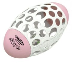 Jamara Rota Ball 190 x 100 mm wit/roze