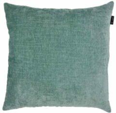Zippi Design Aqua Vintage Sierkussen 45x45 cm kleur mint groen