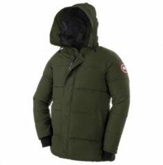 Zwarte Canada Goose - Macmillan Parka - Winterjack maat XL zwart