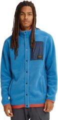 Burton Hearth Fleece Snap - Fleecejacke für Herren - Blau