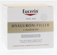 Eucerin Nachtcreme Hyaluron Filler en Elasticity 50 ml