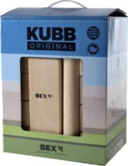 Rode Engelhart Bex Sport Original Kubb Blanco Koning - Rubberhout