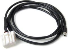 Zwarte Togadget-nl Auto Interface Aux-in audio kabel Mazda 6