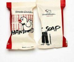 Snob Duck Natural Soap - Poppy Seeds 125 g