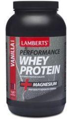 Lamberts Whey Protein Vanilla - 1000 gram - Eiwitshake
