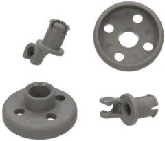 Constructa Korbrollensatz für Unterkorb, groß für Geschirrspüler 066320, 00066320