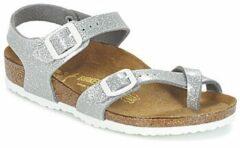 Zilveren Sandalen Birkenstock TAORMINA