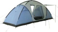 10-T Outdoor Equipment 10T Weston 6 - 6 Personen Vis-A-Vis Geodät-Zelt 2 Schlafkabinen 3 Eingänge WS=5000mm