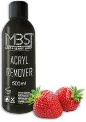 Transparante Mega Beauty Shop® Acryl remover Remover 500 Acrylnagels - Kunstnagels
