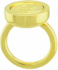 Mi Moneda RIN-AMO-02 Ring Avo Silver goudkleurig Maat 50