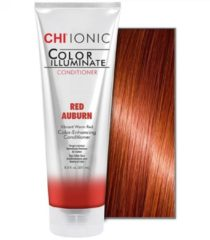 CHI - Ionic Color Illuminate - Color-Enhancing Conditioner - Red Auburn - 251 ml