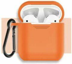 Miro Ecommerce MIRO | Oranje case voor AirPods Type 1 & 2