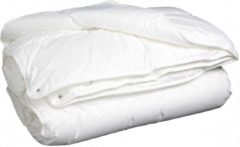 Witte Merkloos / Sans marque Dekbed 4-Seizoenen (Restant Actie) - Tweepersoons - 200x220 cm