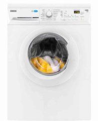 Waschmaschine Frontlader ZWF81443W (8 Kg, 1400 U/min, 190 kWh, A+++) Zanussi Weiß