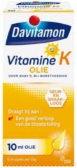 Davitamon Vitamine K Olie - vitamine - kinderen - 10 ml