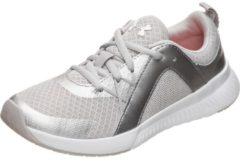 Tempo Trainer Trainingsschuh Damen Under Armour ghost gray / metallic silver / white