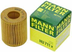 MANN FILTER Oliefilter HU711X