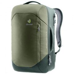 Deuter - Aviant Carry On 28 - Reisrugzak maat 28 l, grijs/olijfgroen